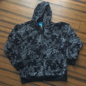 Urban Street Wear, WCKD Authentic Hoodie XL